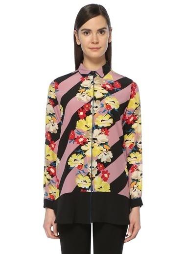 Etro Çiçekli Gömlek Pembe